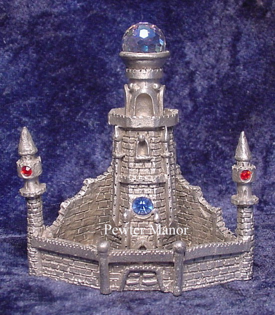 Pewter Vintage and Classic Figurines