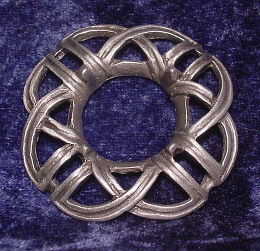 Pewter Celtic Stand