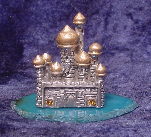pewter castle