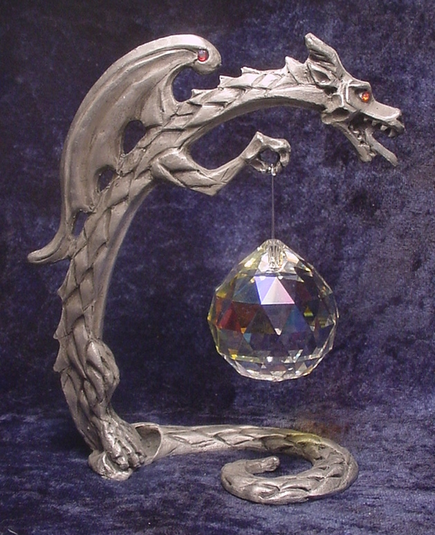 Pewter figures and figurines fantasy dragon specials - Pewter dragon statues ...