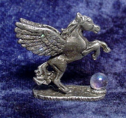 Pewter Pegasus
