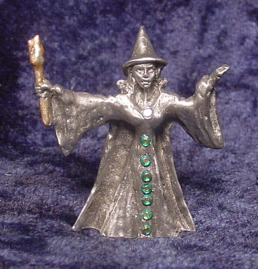 Pewter Sorceress
