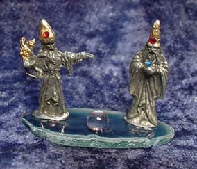 pewter wizards
