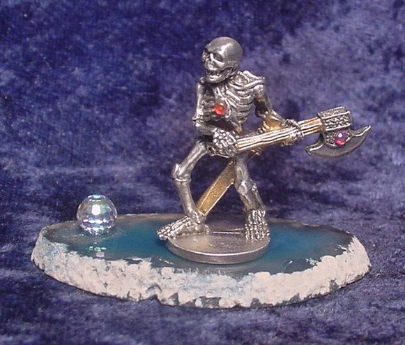 Pewter Undead Knight