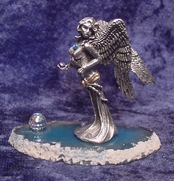 Pewter Harpy