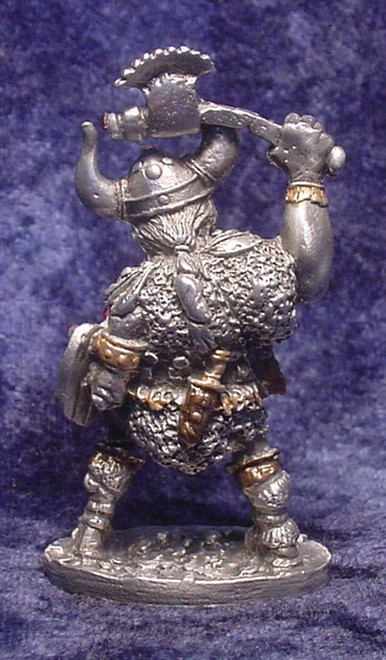 Pewter Viking