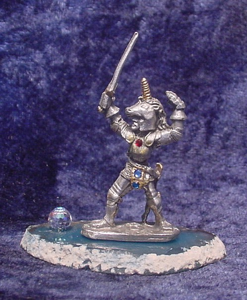 Pewter Knight