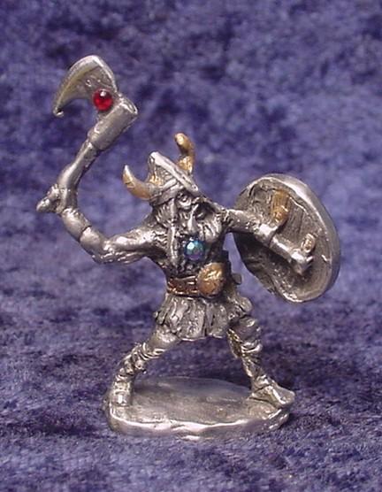Pewter Viking