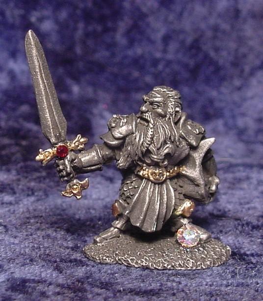 Pewter Dwarf