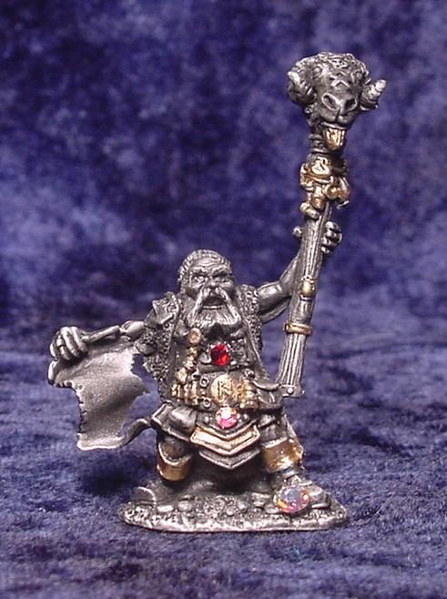 Dwarf with Ram Standard