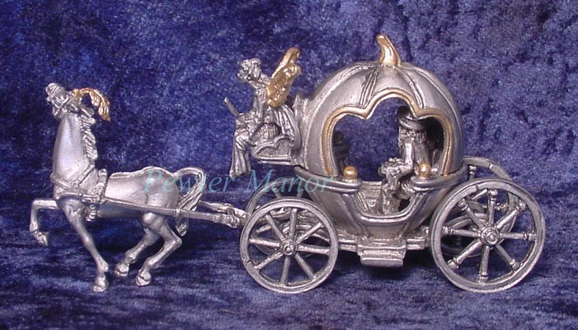 Fantasy Pumpkin Chariot