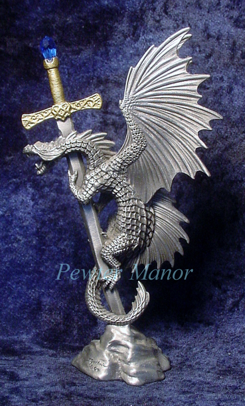 Dragon with Sword