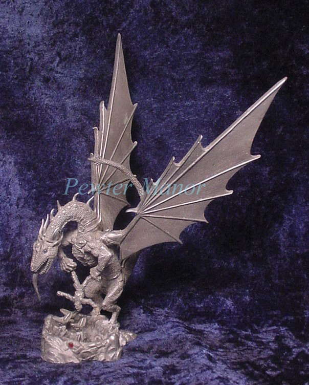 Pewter Dragon