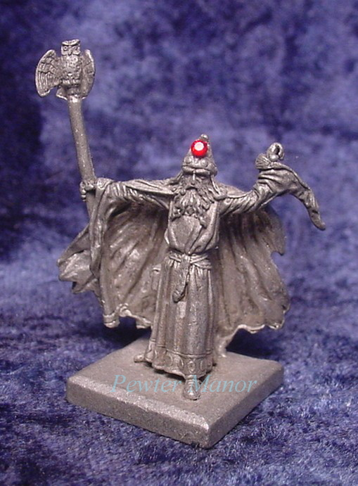 Pewter Merlyon the Sorcerer