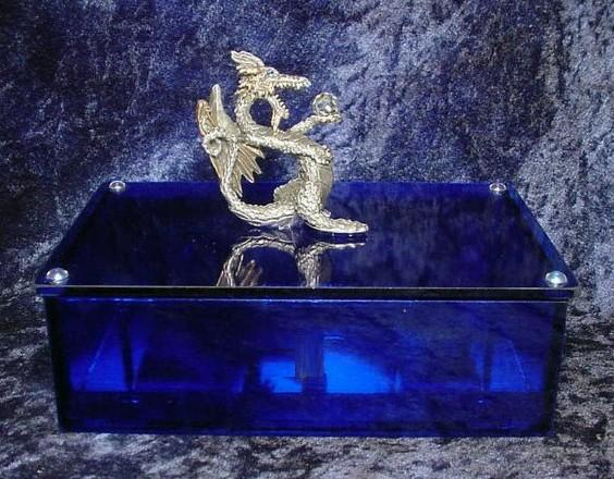 Dragon Tarot Box
